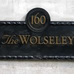 Luxury tea brand partner with Corbin & King at The Wolseley