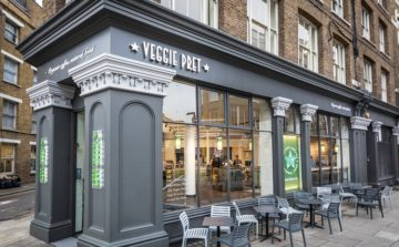 Pret A Manger reveals next veggie Pret location…