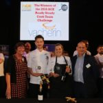 Young chefs celebrate success at ACE Ready Steady Cook