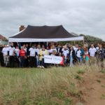 The Big Clean-up: Aramark volunteers hit the beach