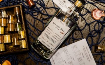 World's first rum re-distillation process – The Spiced Dry Rum Club launches