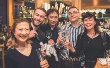 New permanent Sake-pairing bar launched in Soho