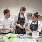 The Italian Embassy, a supportive environment for mentoring young chefs