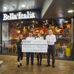 Bella Italia raises £100k for the Dreams Come True Charity