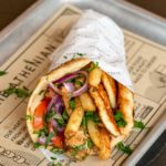 Street food favourite The Athenian launches in Canary Wharf