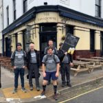 Krombacher Team Visits 303 Pubs In a Day in Record Attempt For Charity