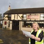 Licensees take on second pub in the same Gower village