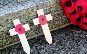 Seasoned serves Armistice Day marking one hundred years of remembrance