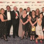 Sodexo wins 'Partnership of the Year' at prestigious HSJ Awards