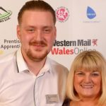 Award winning apprentice chef celebrates recipe for success