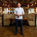 Aiden Byrne back home in Tower 12 as he launches restaurant MCR