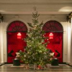 Blythswood Square Hotel gets into the festive spirit