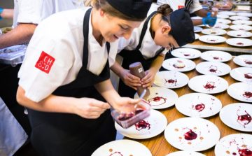 CH&CO apprentice chefs excel at industry events alongside chef mentors