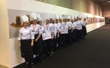 Compass collaboration brings home the medals at the Culinary World Cup
