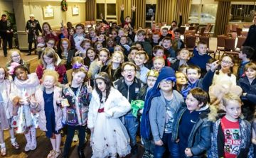 Manorview Group's Christmas Party for Glasgow School Children