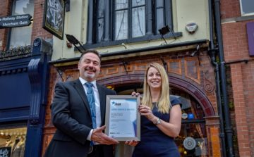 Rock of Ages: Wakefield licensee receives long service award