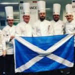 Silver in Culinary World Cup 2018 for Scotland