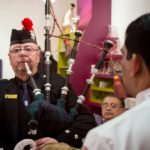 Café Spice Namaste gets ready to host annual Burns Night Dinner for ABF The Soldiers' Charity