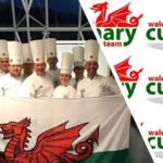 Culinary Team Wales appoint a new, gold medal winning manager, Nick Davies