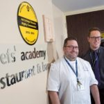 College Scoops Centre of Excellence Status for Hospitality Department