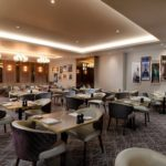 AA Rosette for newly opened Urban Brasserie restaurant at Crowne Plaza, Heathrow T4