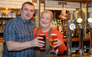 Bath pub opens with pizza just the way pizza masters of Napoli intended