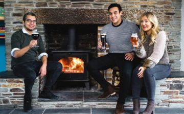 Paul and Emma Ainsworth to take over The Mariners Pub in partnership with Sharp's Brewery