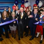 Travelodge receptionist now GM opens new flagship hotel in the heart of Chester