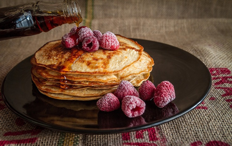 Alex Kammerling Is In The House For A Pancake Tuesday Takeover At Marks Bar