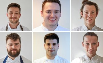 The Roux Scholarship 2019 finalists announced