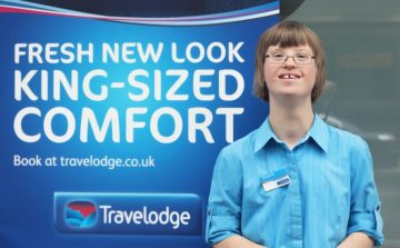 Hilton, Marriott, Travelodge, Premier Inn and Holiday Express show the way in a diverse hospitality workforce
