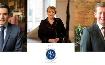 The Master Innholders welcome three new hotel management professionals as members
