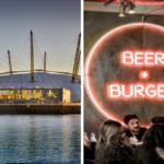 The O2 London Docklands chosen as BEER + BURGER STORE's fourth eatery location