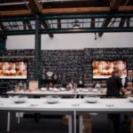 New five year £35 million catering contract signed at Tobacco Dock