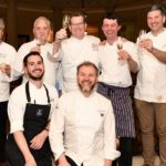Young chef protégés line up with their mentors to fundraise for Adopt a School