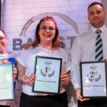 Reynolds named Bartlett Mitchell Barista Champion 2019