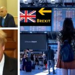 Brexit minimum salary threshold for EU migrants a Tory leadership battleground