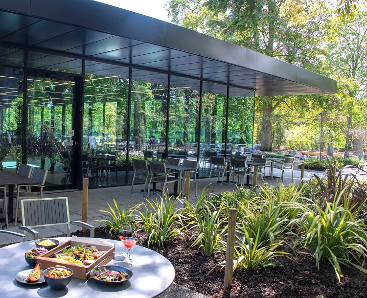 CH&CO and Royal Botanic Gardens, Kew open a new dining ...