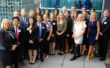 Nineteen BaxterStorey graduates secure managerial roles within the business