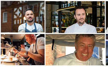 Seven of the UK's top chefs unite in a force for good