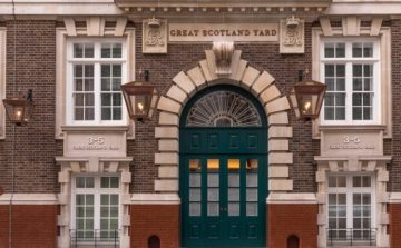 Great Scotland Yard, home to Robin Gill's first foray in hotels, opening soon