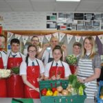 Students turn school canteen into a pop up restaurant for the day