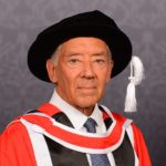 Harry Murray MBE awarded honorary degree of Doctor of the University of Essex