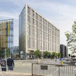 Meininger announces new 785 bed hotel plans for Manchester city centre