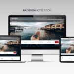 Radisson aim to become one of the hospitality industry's digital leaders