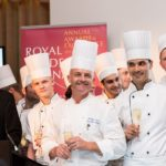 Royal Academy of Culinary Arts, Annual Awards of Excellence 2019 winners presented at Claridge's