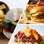 Invitation to your own personal burger menu tasting