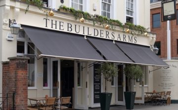 Hippo Inns acquires The Builders Arms from Geronimo Inns
