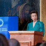 Leading hospitality training providers recognised by HRH Princess Anne at St James's Palace