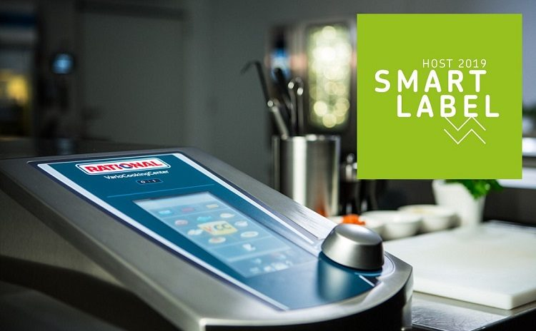 Rational wins the 'Smart Label' award at Host Milan, again